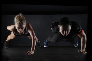 .Revoluce ve světě fitness