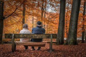 .Finanční situace seniorů