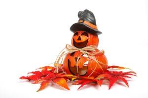 Halloween svátek mrtvých