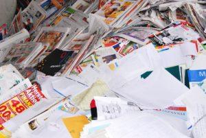 Skartace účetních dokladů