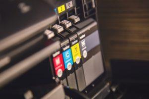 .Tajemství inkoustových kazet